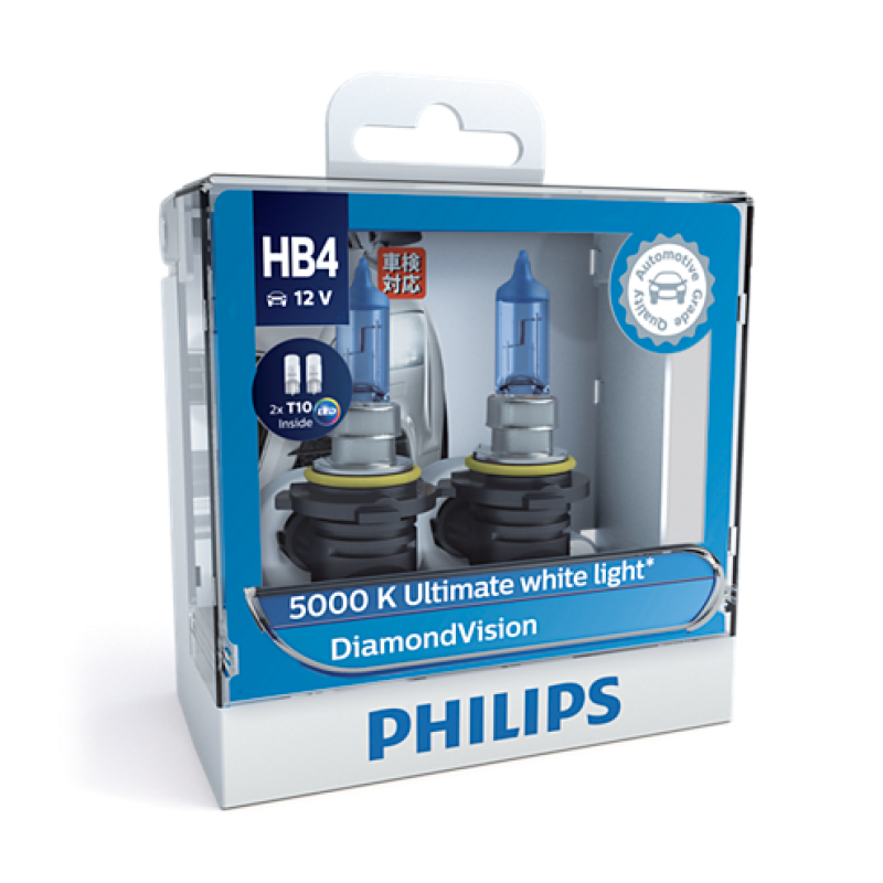 PHILIPS LED HB4 12V 5000K