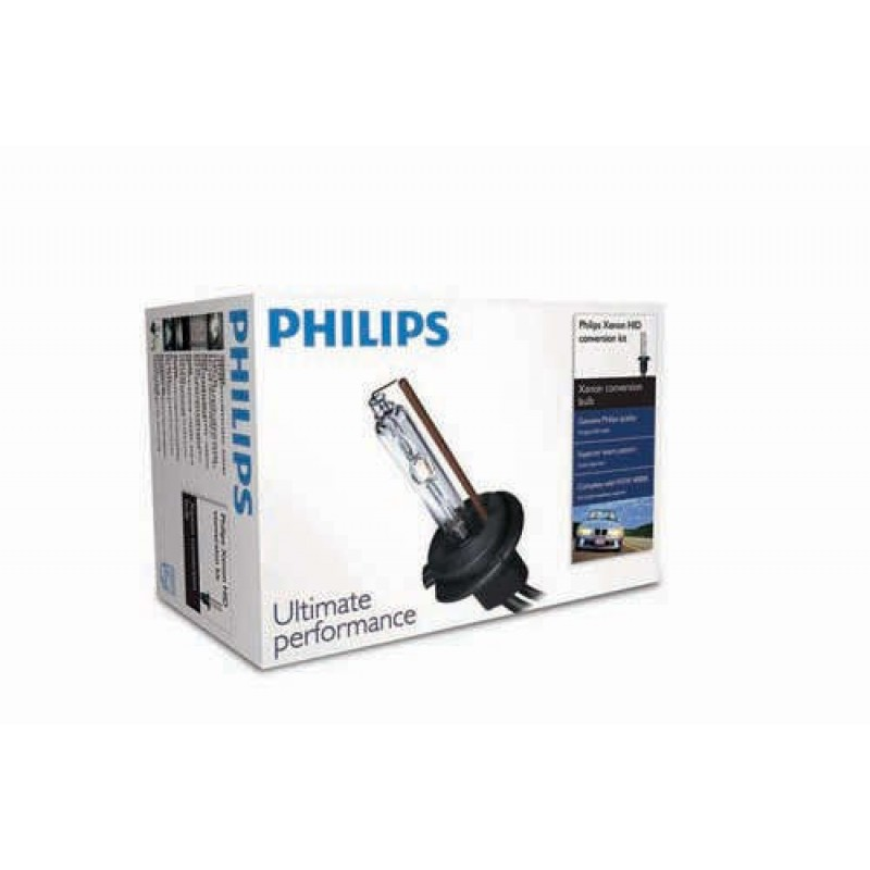 PHILIPS XENON HID H4 12V 4200K Conversion Kit