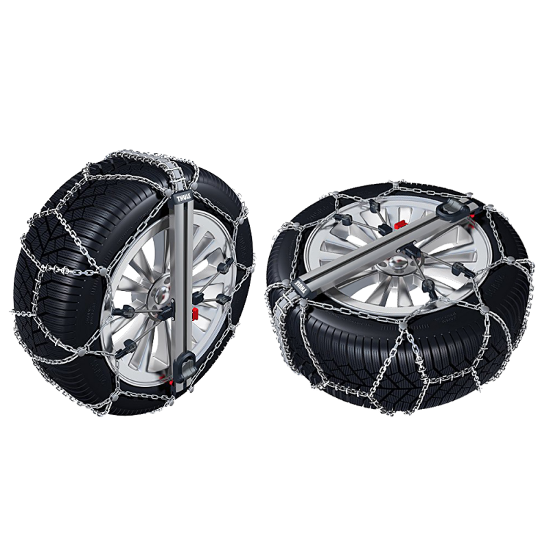 Thule CU-9 9mm Easy Fit SUV Snow Chain - Size 231