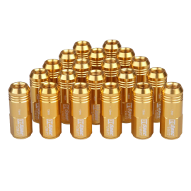 Vktech 20pcs JDM D1 Spec Wheel Lug Nuts M12 x 1.5mm for Honda Acura Civic Integra