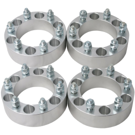 Wheel Spacers 14x1.5 studs for Escalade Sierra Yukon Suburban Silverado